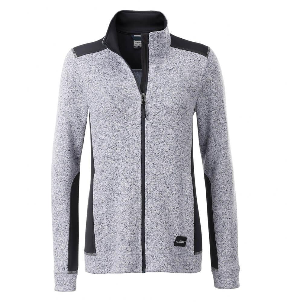 PFANNER Polartec Jacke Damen schwarz Oberteil Fleece Fleecejacke Outdoor Ladies