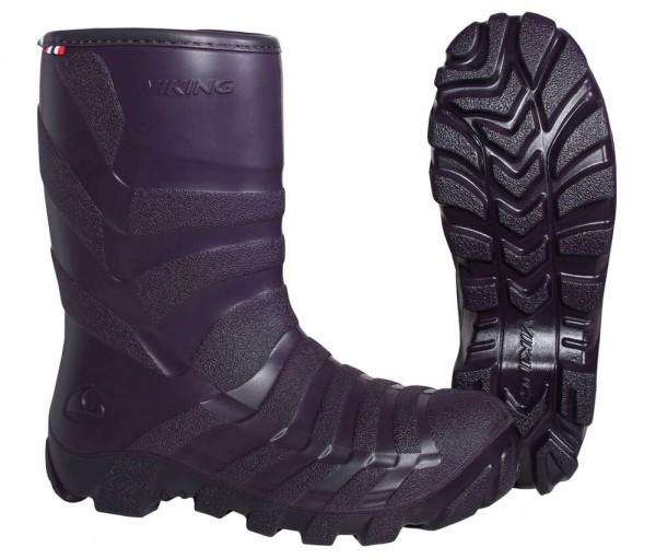 Viking Ultra 2.0✔ Kinder Winterboots PVC frei✔ aubergine-purple✔ 5-25100-8316✔