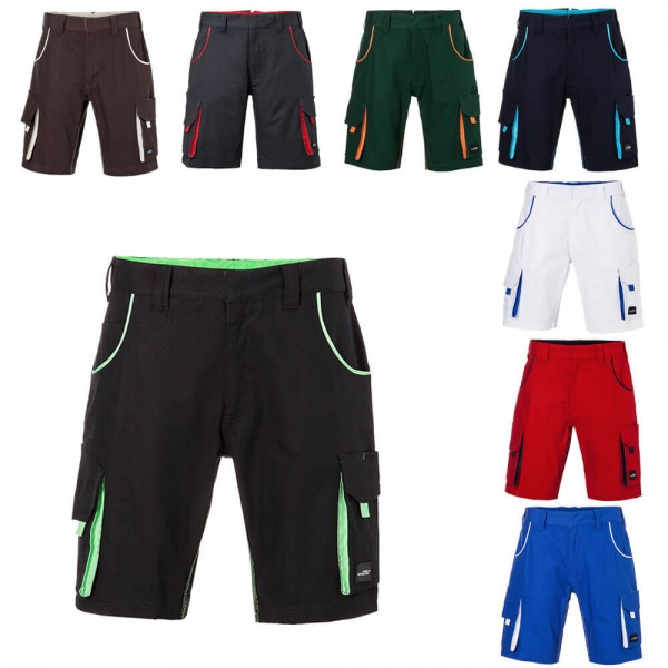 "JN Shorts / Bermuda Herren ""Level 2"""
