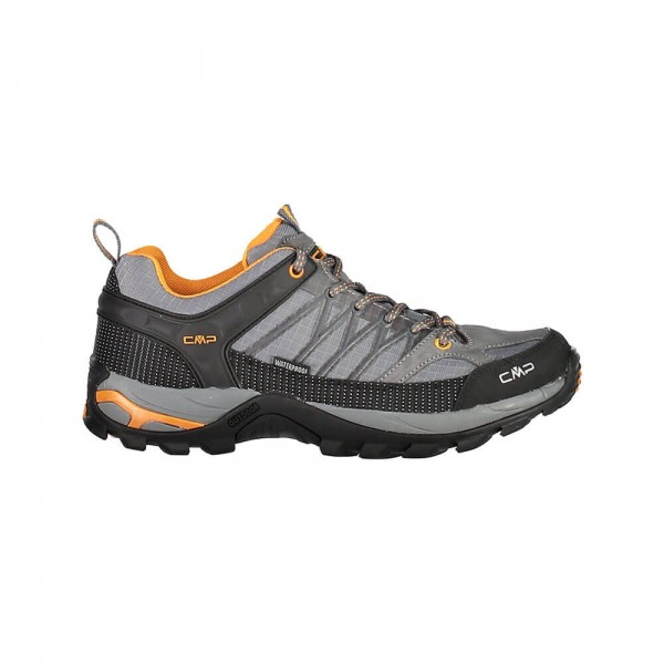 CMP Outdoor-Freizeitschuh Rigel LOW WP Herren grey-aperol
