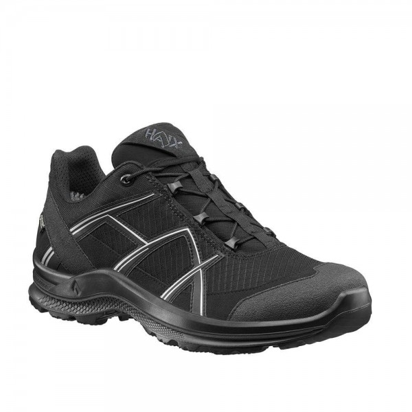 HAIX Adventure 2.1 GTX low black-silver
