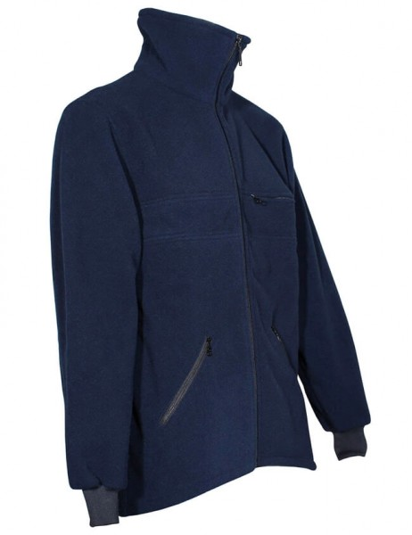 Workwear Microfleece Jacke Herren✔ EN 531✔ Gr 42 bis 64✔ Art. 631013✔