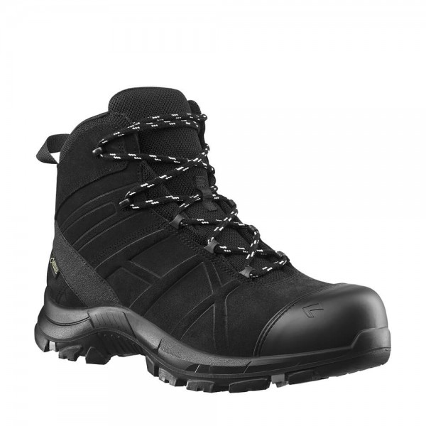 HAIX BE Safety 53 mid schwarz S3 Herren