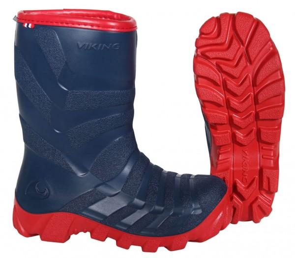 Winterboots Kinder✔ Größe 25 bis 34✔ Viking Ultra 2.0✔ Farbe red_navy✔ 100% PVC Frei✔