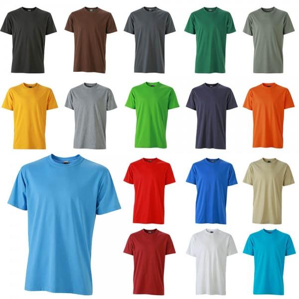 Arbeits T-shirt Herren JN 838 in 17 Farben erhältlich
