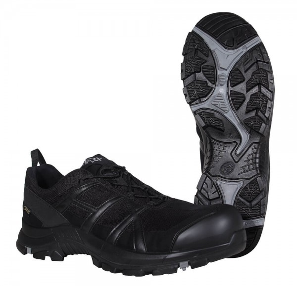 HAIX Safety 40.1 low S3 black-black Herren